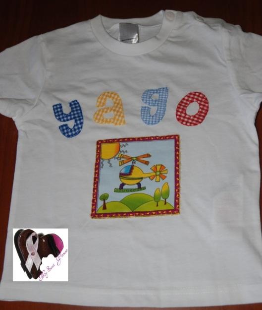 Camiseta Yago 1