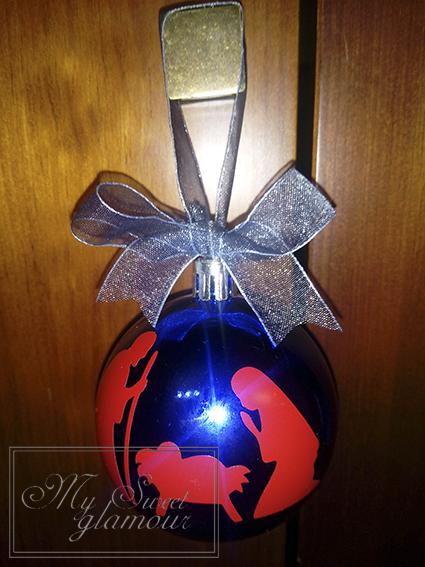 Bolas Navidad personalizadas 1